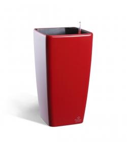Саксия Quadrato tall 18 с патентована напоителна система и дренаж