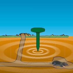 Уред против подземни гризачи SOLAR