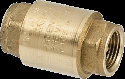 Пружинен възвратен клапан с неръждаем диск Itap Europa