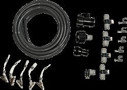 Система за мъглуване Hydro-Fit с месингови дюзи