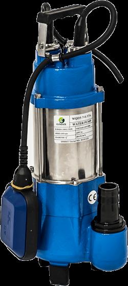 Дренажна помпа за силно замърсени води Gmax