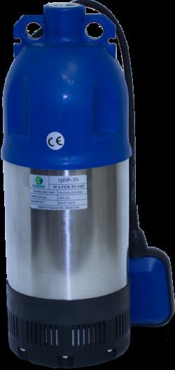 Потопяема дренажна водна помпа за кладенец Gmax QDP