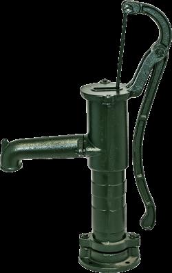 Ръчна помпа за вода Hydro-fit - чугун