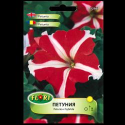 Семена Петуния Червена звезда