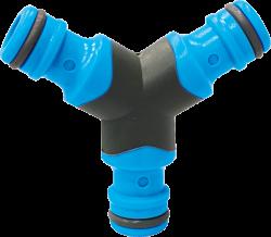 Бърза връзка Aquacraft Soft-Touch тройна