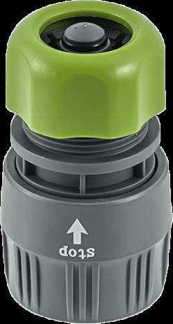 Бърза връзка Hydro-fit за маркуч със стоп - женска