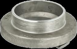 Щорц с външна резба алуминиев
