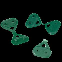Пластмасова щипка Green Button