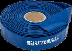 Плосък маркуч Mega с полиестерна нишка