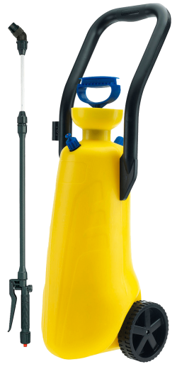 Преносима градинска пръскачка с регулатор за налягане DiMartino Carry
