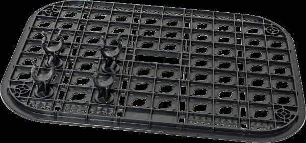 Решетка за правоъгълна шахта