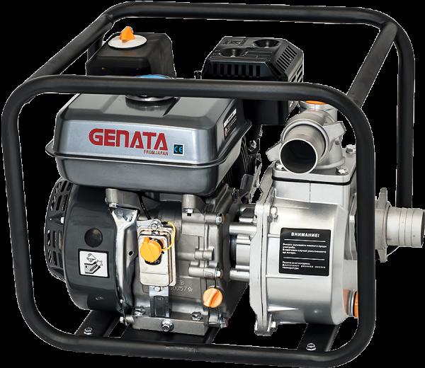 Бензинова водна помпа Genata GT