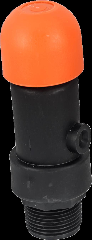 Обезвъздушител за системи за капково напояване
