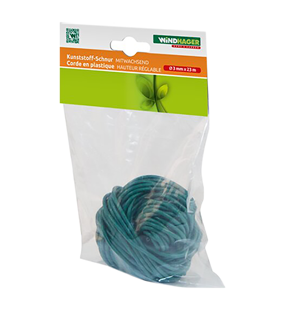 PVC връзка за фиксиране на растения