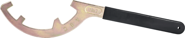 Ключ за алуминиев щорц