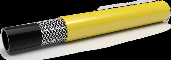 PVC градински маркуч с оплетка 302N