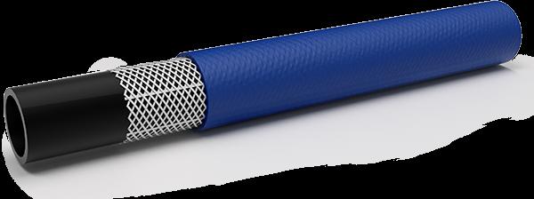 PVC маркуч с оплетка за кислород 346N