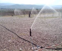 Напояване градински център
