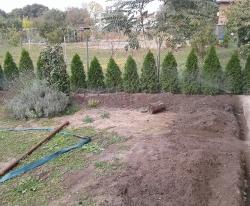Напояване градина Войводиново